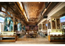Рестораны и гостиницы