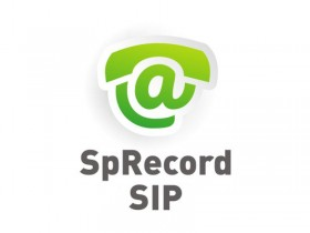 SpRecord SIP (лицензия на 1 ПК и 1 канал)