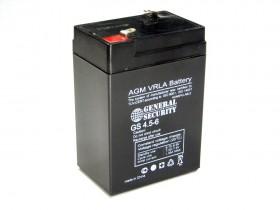Аккумулятор GS 4.5-6