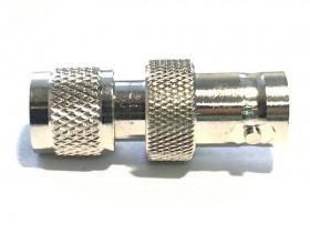 Переходник Mini UHF-штекер/BNC-гнездо (MB-312)