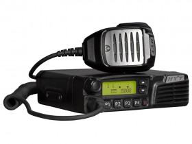 Радиостанция мобильная Hytera TM-610 VHF (45 Вт)