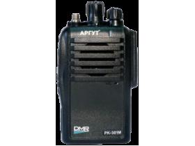Радиостанция носимая Аргут РК-301М DMR VHF роуминг