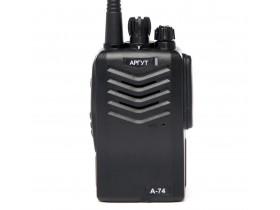 Радиостанция носимая Аргут А-74