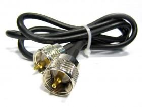 Соеденительный кабель PL 259/PL 259