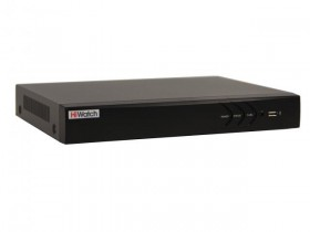 Видеорегистратор HiWatch DS-N316/2(B)