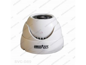 Видеокамера SVC-D89 (3.6 мм)