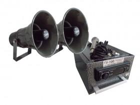 Мобильная трансляционная установка МТУ-40
