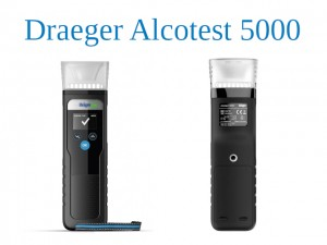 НОВИНКА! Алкотестер Draeger Alcotest 5000