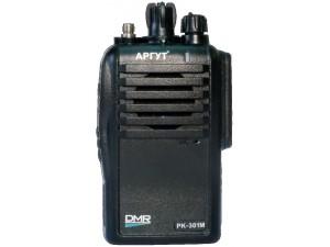 Новинка! Радиостанция Аргут РК-301М DMR с сертификатом транспортной безопасности (постановление Правительства РФ № 969)